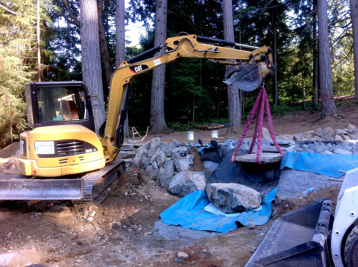 Excavation Bobcat Services
